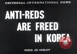 Image of anti Chinese Seoul Korea, 1954, second 2 stock footage video 65675037709