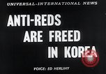 Image of anti Chinese Seoul Korea, 1954, second 4 stock footage video 65675037709