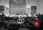 Image of Benjamin Lorber Washington DC USA, 1954, second 2 stock footage video 65675037711