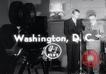 Image of Jimmy Stewart receiving Citation of Honor Washington DC USA, 1954, second 1 stock footage video 65675037712