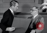 Image of Jimmy Stewart receiving Citation of Honor Washington DC USA, 1954, second 7 stock footage video 65675037712