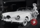 Image of World Motor Sports Show of 1954 New York City USA, 1954, second 7 stock footage video 65675037715