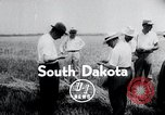 Image of Russian farmers South Dakota United States USA, 1954, second 3 stock footage video 65675037718