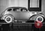 Image of Auto Show New York City USA, 1936, second 9 stock footage video 65675037734