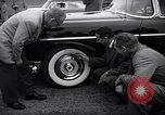 Image of Firestone puncture proof tires United States USA, 1955, second 6 stock footage video 65675037736