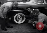Image of Firestone puncture proof tires United States USA, 1955, second 7 stock footage video 65675037736