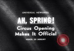 Image of circus New York United States USA, 1965, second 3 stock footage video 65675037739
