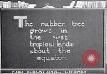 Image of rubber extraction United States USA, 1921, second 3 stock footage video 65675037752