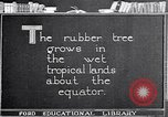 Image of rubber extraction United States USA, 1921, second 8 stock footage video 65675037752