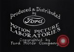 Image of Ford motor company Detroit Michigan USA, 1932, second 8 stock footage video 65675037753