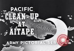 Image of US troops occupying areas of New Guinea Aitape New Guinea, 1944, second 5 stock footage video 65675037770