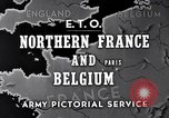 Image of United States 1st Army engineers build bridges France, 1944, second 5 stock footage video 65675037771