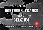 Image of United States 1st Army engineers build bridges France, 1944, second 6 stock footage video 65675037771