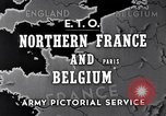 Image of United States 1st Army engineers build bridges France, 1944, second 7 stock footage video 65675037771