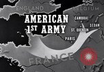 Image of United States 1st Army engineers build bridges France, 1944, second 11 stock footage video 65675037771