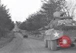 Image of United States 1st Army entering Belgium Saint Quentin France, 1944, second 11 stock footage video 65675037772