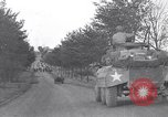 Image of United States 1st Army entering Belgium Saint Quentin France, 1944, second 12 stock footage video 65675037772