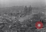 Image of Ruins from bombing by the U.S. 9th Air Force in World War 2 Julich Germany, 1945, second 3 stock footage video 65675037781