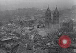 Image of Ruins from bombing by the U.S. 9th Air Force in World War 2 Julich Germany, 1945, second 4 stock footage video 65675037781
