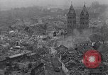 Image of Ruins from bombing by the U.S. 9th Air Force in World War 2 Julich Germany, 1945, second 5 stock footage video 65675037781
