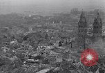 Image of Ruins from bombing by the U.S. 9th Air Force in World War 2 Julich Germany, 1945, second 7 stock footage video 65675037781