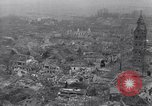 Image of Ruins from bombing by the U.S. 9th Air Force in World War 2 Julich Germany, 1945, second 8 stock footage video 65675037781
