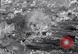 Image of Ruins from bombing by the U.S. 9th Air Force in World War 2 Julich Germany, 1945, second 12 stock footage video 65675037781