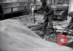 Image of Allied 9th Army units advancing during World War II Germany, 1945, second 3 stock footage video 65675037783