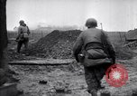 Image of Allied 9th Army units advancing during World War II Germany, 1945, second 7 stock footage video 65675037783