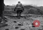 Image of Allied 9th Army units advancing during World War II Germany, 1945, second 10 stock footage video 65675037783