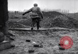Image of Allied 9th Army units advancing during World War II Germany, 1945, second 11 stock footage video 65675037783