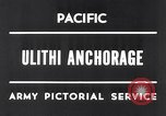 Image of United States 5th fleet Ulithi Atoll Caroline Islands, 1945, second 5 stock footage video 65675037790