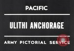 Image of United States 5th fleet Ulithi Atoll Caroline Islands, 1945, second 7 stock footage video 65675037790