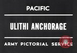 Image of United States 5th fleet Ulithi Atoll Caroline Islands, 1945, second 8 stock footage video 65675037790