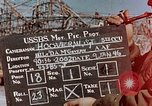 Image of wrecked steel frame Nagasaki Japan, 1946, second 1 stock footage video 65675037802