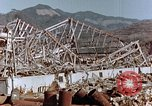 Image of wrecked steel frame Nagasaki Japan, 1946, second 7 stock footage video 65675037802