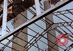 Image of wrecked steel frame Nagasaki Japan, 1946, second 3 stock footage video 65675037805