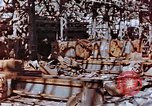 Image of wrecked steel frame Nagasaki Japan, 1946, second 3 stock footage video 65675037806