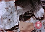 Image of wrecked steel frame Nagasaki Japan, 1946, second 5 stock footage video 65675037810