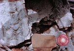 Image of wrecked steel frame Nagasaki Japan, 1946, second 8 stock footage video 65675037810