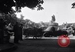 Image of buying vegetables Stuttgart Germany, 1947, second 3 stock footage video 65675037832