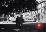 Image of American military truck Stuttgart Germany, 1947, second 12 stock footage video 65675037833