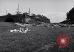 Image of American soldiers Stuttgart Germany, 1947, second 1 stock footage video 65675037834