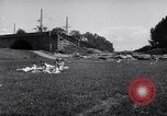 Image of American soldiers Stuttgart Germany, 1947, second 2 stock footage video 65675037834