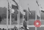 Image of Indian flag Lake Success New York USA, 1947, second 8 stock footage video 65675037847