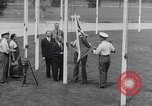 Image of Indian flag Lake Success New York USA, 1947, second 10 stock footage video 65675037847