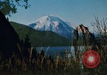 Image of Mount Saint Helens Washington State United States USA, 1986, second 4 stock footage video 65675037860