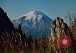 Image of Mount Saint Helens Washington State United States USA, 1986, second 7 stock footage video 65675037860
