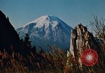 Image of Mount Saint Helens Washington State United States USA, 1986, second 8 stock footage video 65675037860