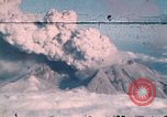 Image of Mount Saint Helens Washington State United States USA, 1980, second 1 stock footage video 65675037880
